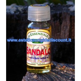 Olio Essenziale al Sandalo