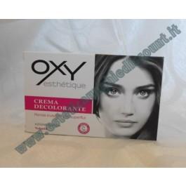 Crema decolorante Oxy tubetti