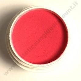 Polvere colorata acrilico per Ricostruzione Unghie da 5 gr - 6108 Rosso