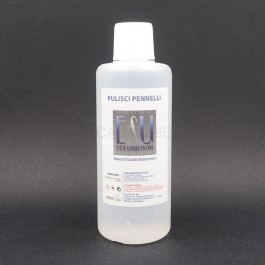 Brush Cleaner Liquido Detergente Pulisci Pennelli Ricostruzione Unghie 100ml