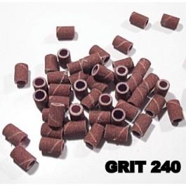 Cilindretti abrasivi per fresa Grana 240 conf. p.z. 100