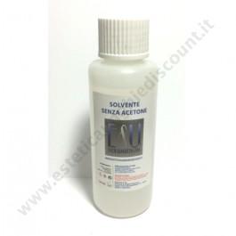Solvente senza Acetone 100 ml