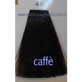 Tinta Capelli Professionale CorIng ING agli acidi di frutta da 100 ml - 4C COFFEE