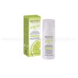 BYOTHEA VitaCity Vitamina C Crema viso rivitalizzante - Protezione media SPF 15