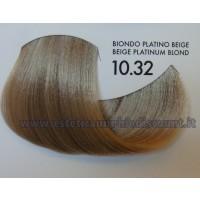 Tinta professionale senza Ammoniaca ColorIng ING - 10.32 BIONDO PLATINO BEIGE