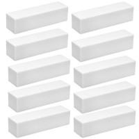 10 x Buffer blocco - Bianco