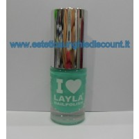 Layla Nail Polish Smalto I Love Layla  - GREEBY BL