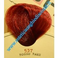 Finet color lacca colorata rosso rame