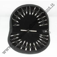 Kit Professionale Pedicure/Manicure/Estetica di 27 pz