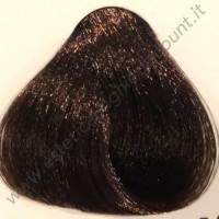 Tinta Colorante Professionale per capelli con ammoniaca Inebrya 4.73