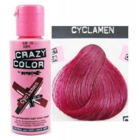 Crema Colorante Semipermanente Crazy Color n°41 Cyclamen
