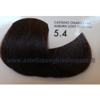 Tinta professionale senza Ammoniaca ColorIng ING - 5.4 CASTANO CHIARO RAME