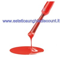 Estrosa Smalto Semipermanente Colorato - 7006 ROSSO LOVE