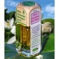 Puro olio essenziale d'origine BIOLOGICA di ARANCIO DOLCE (Citrus aurantium - var. dulcis)