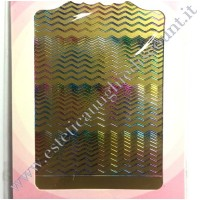 Stickers Nail Art Special Hologram