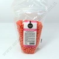 Cera Brasialiana a Caldo in granuli al Titanio 250 gr riutilizzabile.
