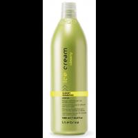 Cleany Shampoo Ice Creme Inebrya agli agrumi da 1000 ml