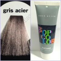 THE POP COLOR COLORAZIONE CAPELLI SEMI PERMANENTE - GRIS ACIER