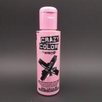 Crema Colorante Semipermanente Crazy Color n°30 Black