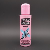 Crema Colorante Semipermanente Crazy Color n°63 Bubblegum Blue