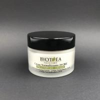 BYOTHEA crema normalizzante pelli impure e grasse viso 24 h 50 ml