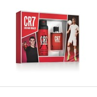 Cristiano Ronaldo CR7 Confezione Regalo 30 ml edt + 114 ml Spray Corpo Uomo