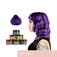 CREMA COLORANTE SEMIPERMANENTE HERMAN'S - PATSY PURPLE.