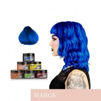 CREMA COLORANTE SEMIPERMANENTE HERMAN'S - MARGE BLUE.