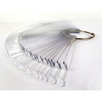 Espositore Unghie con anello con 32 tip