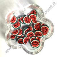 Fimo Frutta Nail Art Anguria