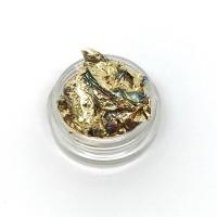 Foglia Oro per decorazione nail art Motivo 2