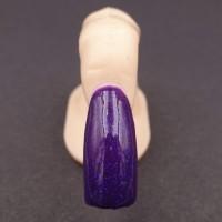 Gel Unghie Colorato UV/LED Glitterato - VIOLA UNIVERSO G 234