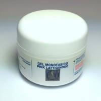 GEL UV Monofasico Pink Lattiginoso Viscosita media 50 ml