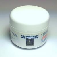 GEL UV Monofasico Pink Lattiginoso Viscosita media 30 ml