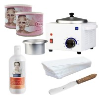 Kit Epilazione Professionale Completo Plus