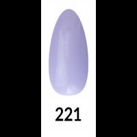Layla Gel Polish Smalto Gel Semipermanente - 221 - Cute Lilac