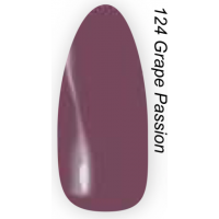 Layla Gel Polish Smalto Gel Semipermanente - 124 GRAPE PASSION