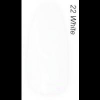 Layla Gel Polish Smalto Gel Semipermanente - 22 MILKY WHITE (BIANCO LATTE)