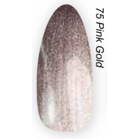 Layla Gel Polish Smalto Gel Semipermanente -  75 PINK GOLD