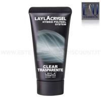 LAYLACRYGEL CLEAR TRASPARENTE 60 ML