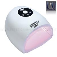 LAYLACRYGEL LAMPADA IBRIDA PINK LIGHT LED LAMP 48W