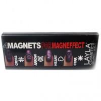 4 Magneti per Gel Uv Led Magnetico