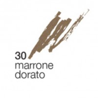 Matita Occhi-Labbra indelebile 30 Marrone Dorato