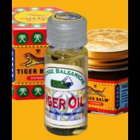Olio Essenziale di Tiger Oil