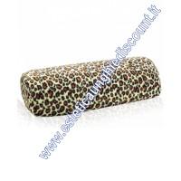 Poggiamano Ricostruzione Unghie Fantasia Leopardo