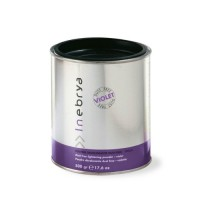 BLEACHING POWDER - VIOLET Polvere decolorante INEBRYA Viola da 500 gr