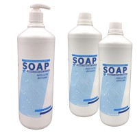3 X PHARMA SOAP MEDICAL 1000 ML.