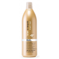 Pro-Age Shampoo Ice Creme Inebrya Olio di Argan 1000 ml