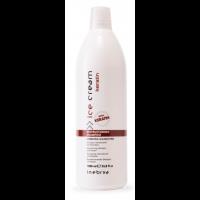 Shampoo Recstructuring Ice Creme Inebrya alla Cheratina 1000 ml