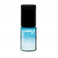 Layla Smalto Nail Polish Thermo Effect - 01 DARK TO LIGHT BLUE
